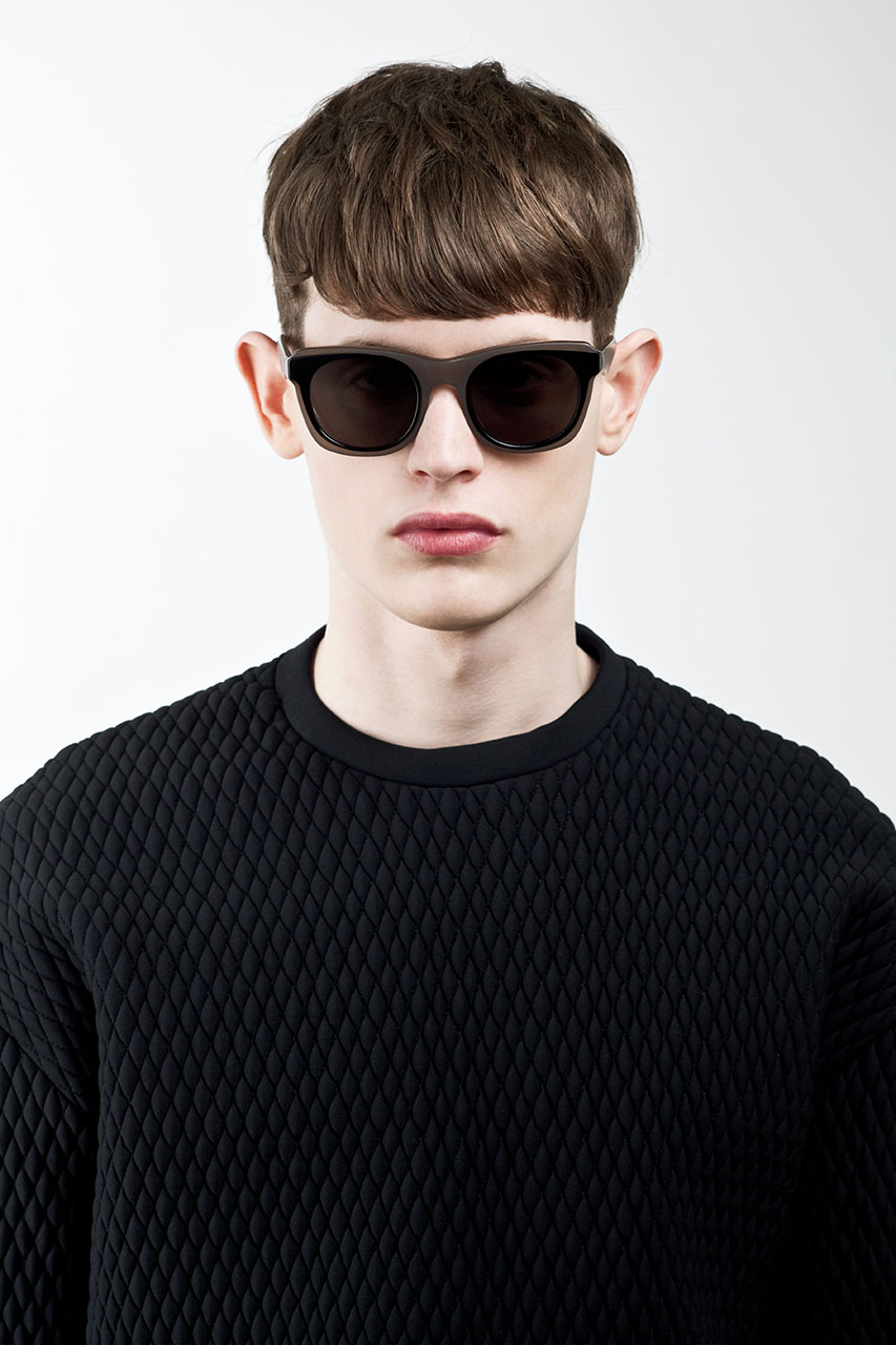 Neil Barrett 2014 Fall/Winter Sunglasses