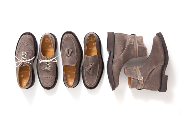 NEPENTHES x Tricker's 2014 Spring/Summer Collection