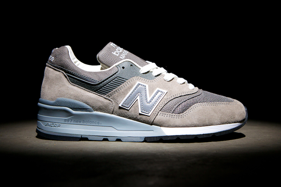 New Balance M997GY Reissue