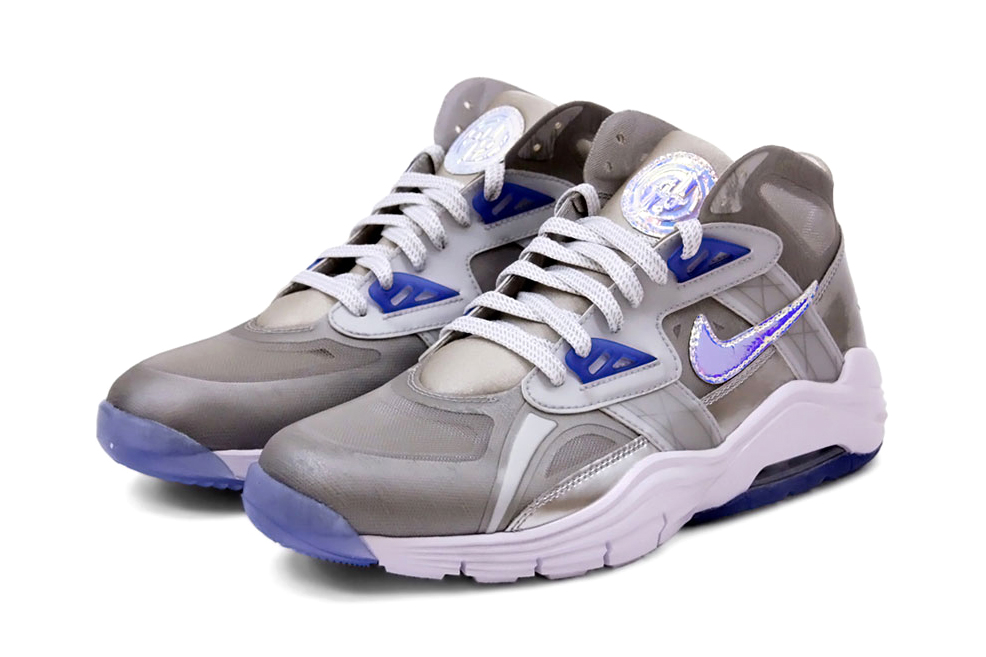 nike 2014 air trainer silver speed pack for super bowl xlvii