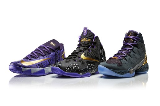 Nike 2014 Black History Month Collection