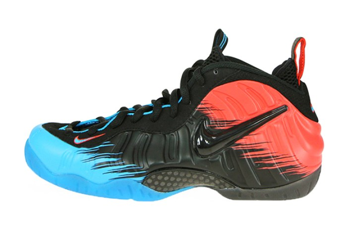 "Nike Air Foamposite Pro ""Spider-Man"""