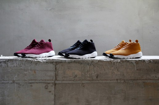 Nike Air Footscape Desert Chukka Woven Collection