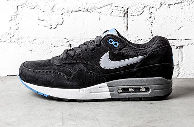 """Nike Air Max 1 PRM """"Black 'N' Blue"""""""