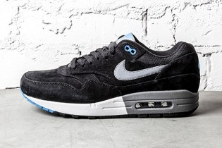 "Nike Air Max 1 PRM ""Black 'N' Blue"""