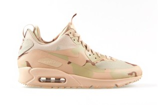 Nike Air Max 90 Sneakerboot MC SP Desert Camo