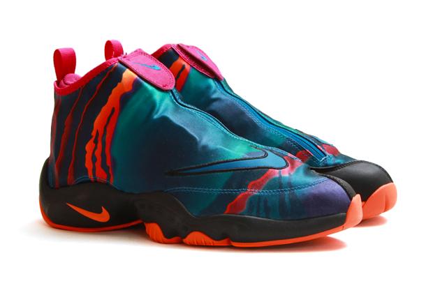 "Nike Air Zoom Flight ""The Glove"" PRM Green Abyss/Black"