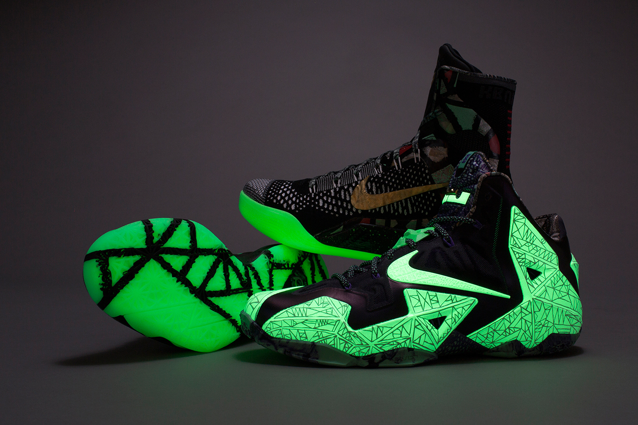 "Nike Basketball 2014 ""NOLA Gumbo League"" Collection"