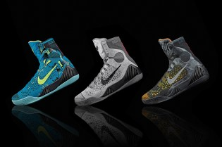 Nike Kobe 9 Elite Masterpiece Collection