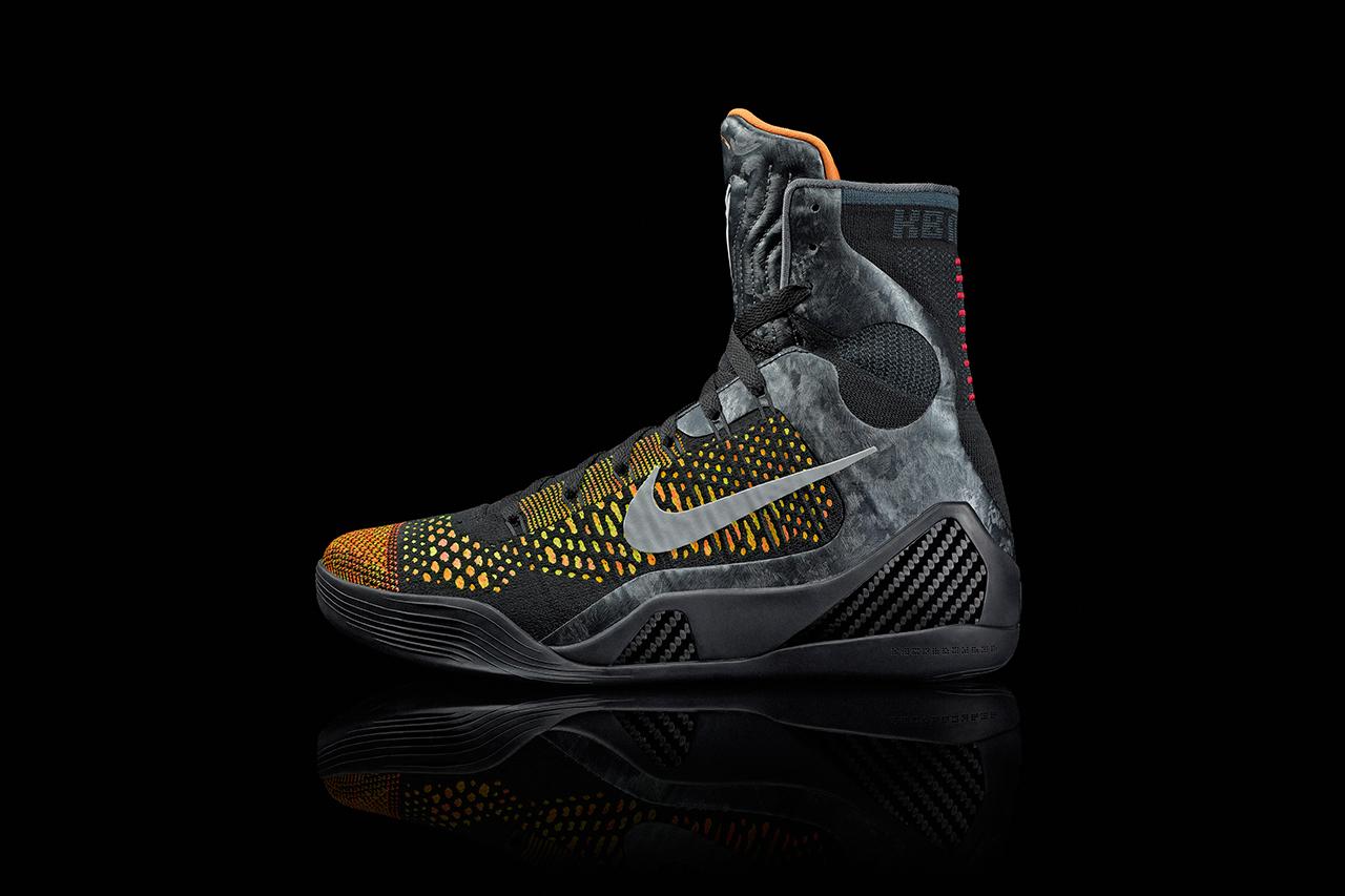 Nike Kobe 9 Elite Masterpiece Collection Hypebeast