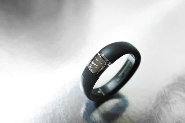"Nike+ FuelBand METALUXE SE ""Silver Edition"""