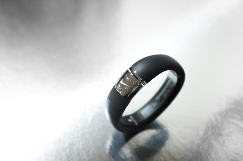 Nike fuelband se silver