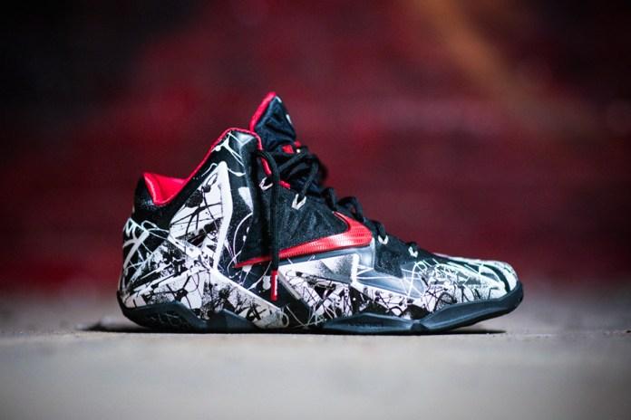 "Nike LeBron 11 ""Graffiti"""