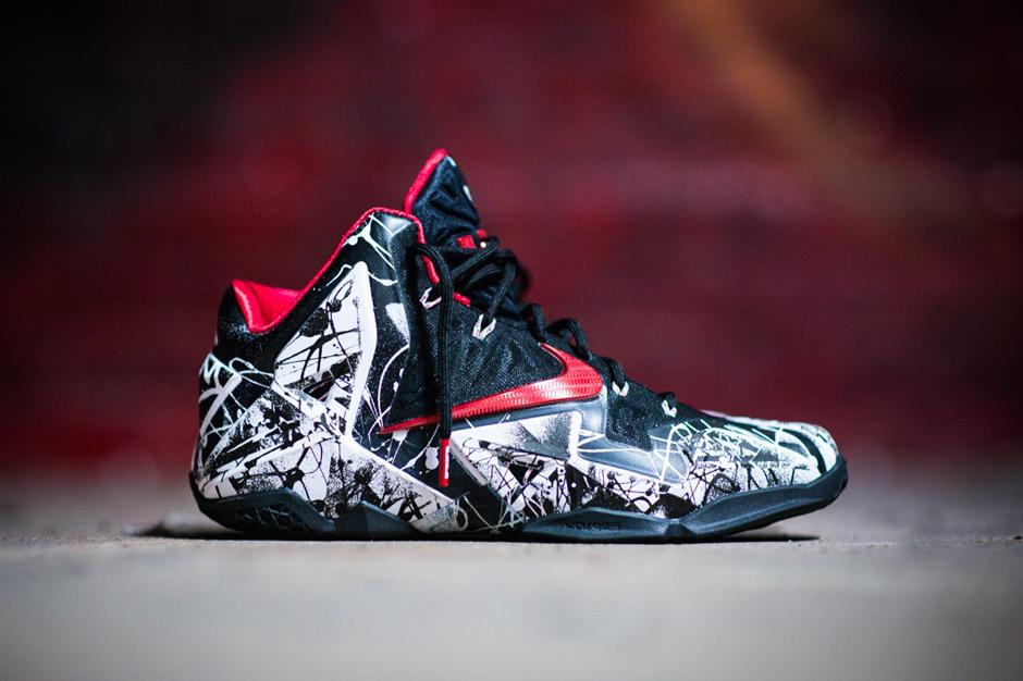 "Nike LeBron 11 ""Graffiti"" | HYPEBEAST"