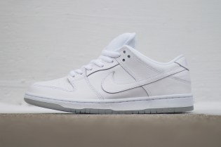 Nike SB Dunk Low Pro White/Light Base Grey