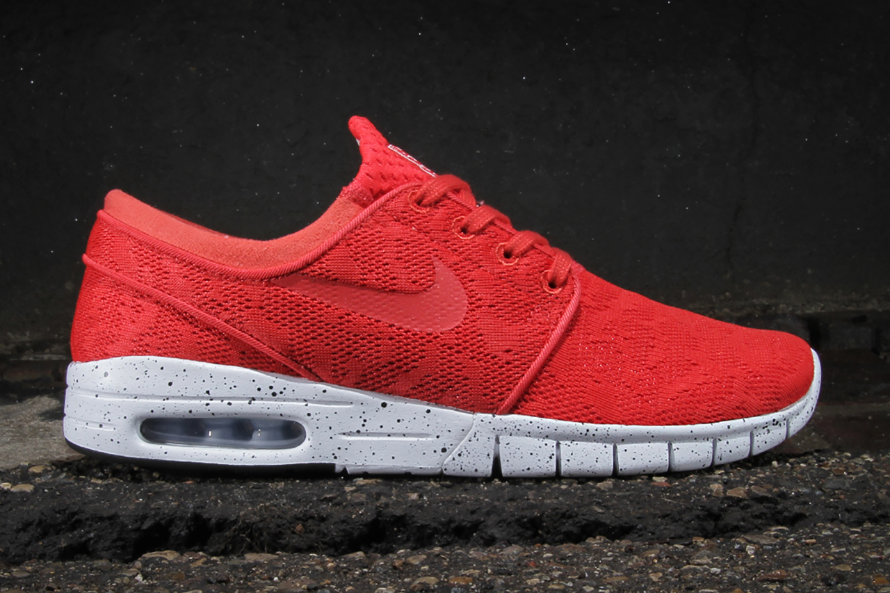 "Nike SB Stefan Janoski Max ""Light Crimson"""