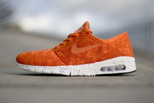 "Nike SB Stefan Janoski Max ""Orange"""