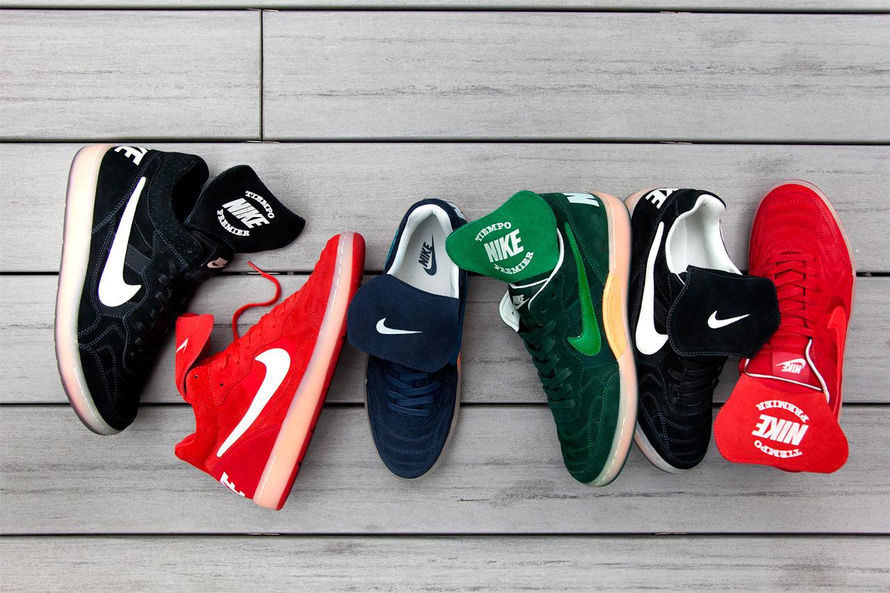 "Nike Tiempo '94 ""Suede"" Pack"