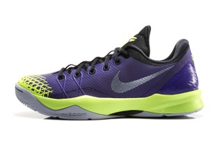 Nike Zoom Kobe Venomenon 4 Court Purple/Volt