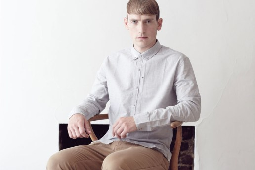 NOTCH London 2014 Spring/Summer Lookbook