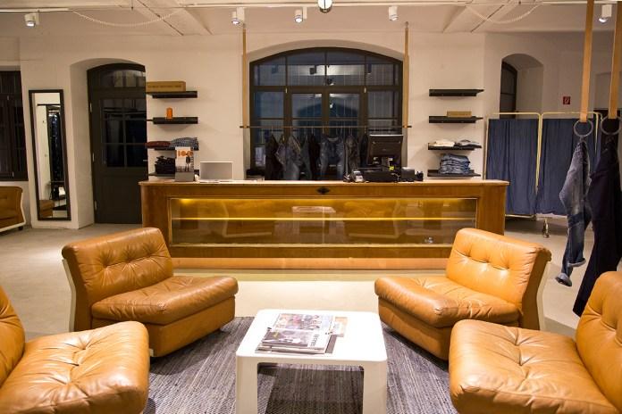 Nudie Jeans Opens Repair Shop in Berlin