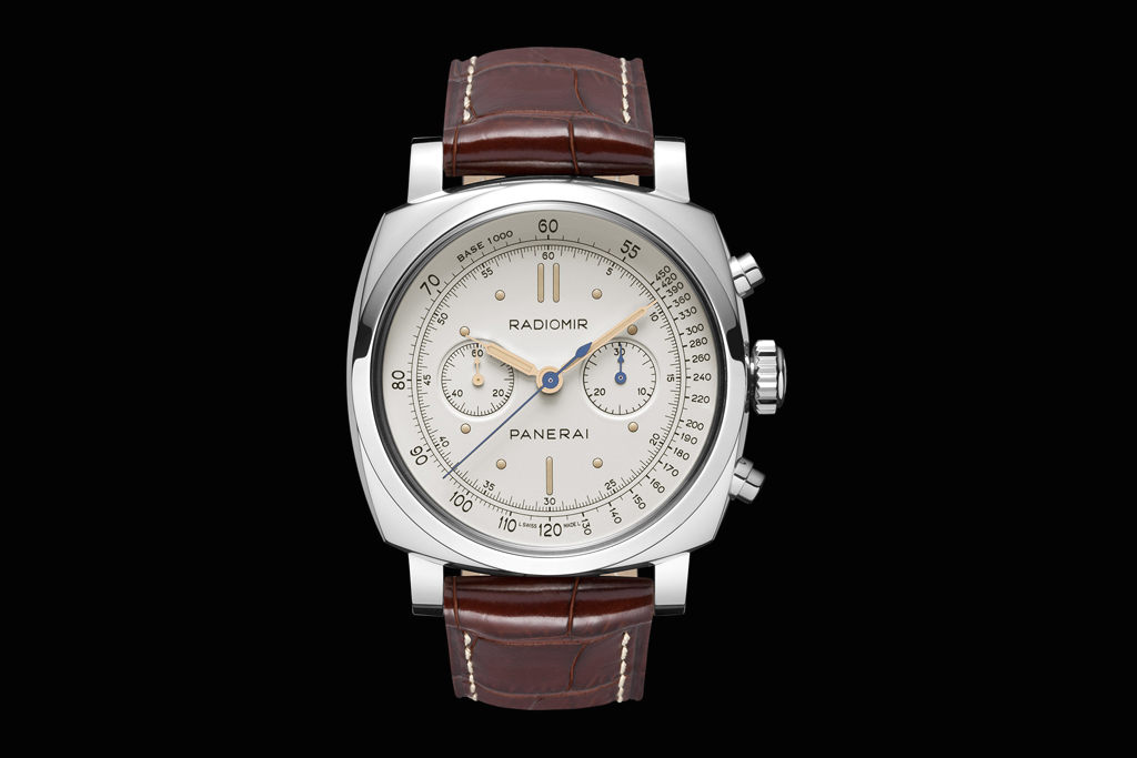 officine panerai radiomir 1940 chronograph collection for sihh 2014