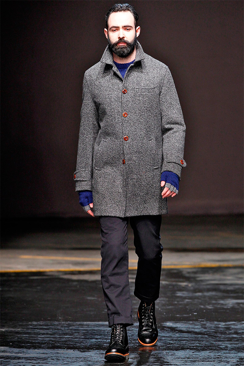 oliver spencer 2014 fallwinter collection