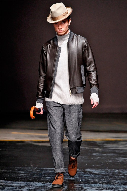 Oliver Spencer 2014 Fall/Winter Collection