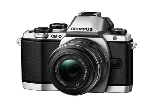 Olympus OM-D E-M10 Camera