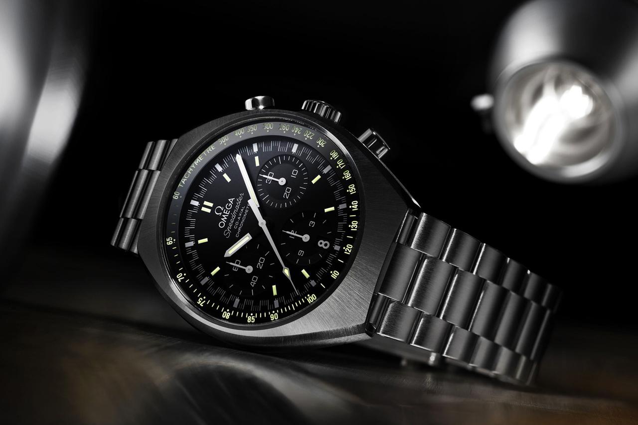 Omega Speedmaster Mark II Co-Axial Chronograph