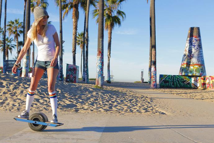 One Wheel: The Self-Balancing Electric Skateboard