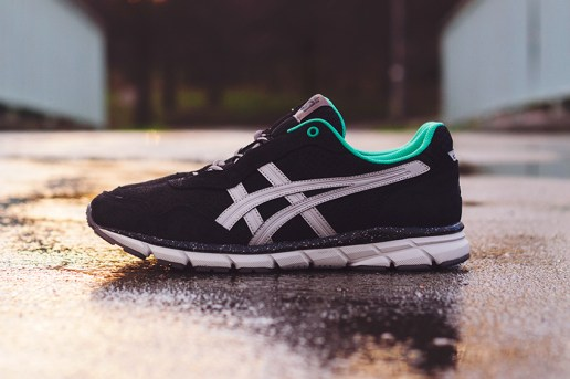 "Onitsuka Tiger Harandia ""Black Soft Grey Mint"""