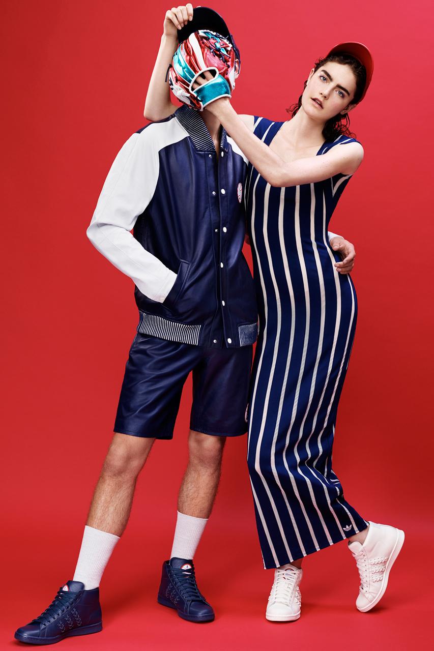 opening ceremony x adidas originals 2014 spring summer collection