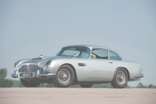 Original James Bond Aston Martin DB5 Now for Sale at £3 Million