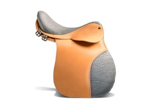 Parabellum Leather Saddle