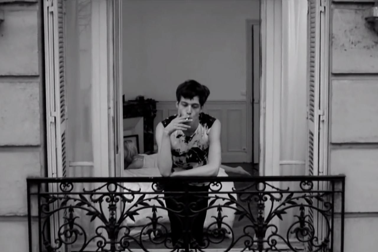 """""""Paris, 2014 - Saint Laurent"""" Short Film by Paul & Emmanuel for Purple Magazine"""