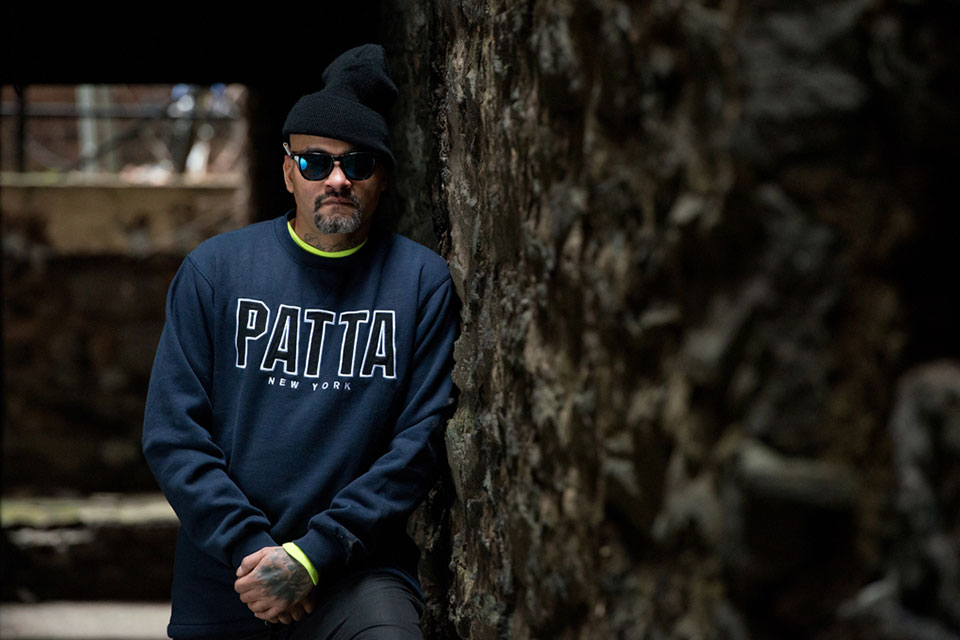 patta nyc pop up store exclusive collection