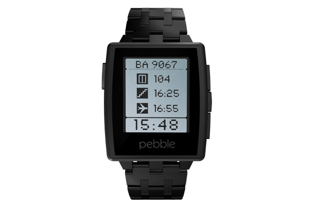 Pebble Unveils New Steel Smartwatch