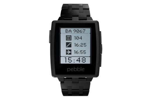 Pebble Unveils New Steel Smartwatch