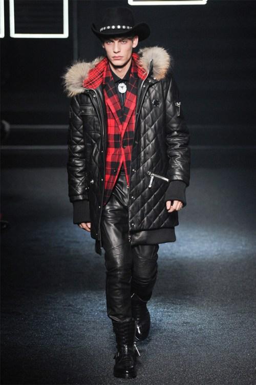 Philipp Plein 2014 Fall/Winter Collection