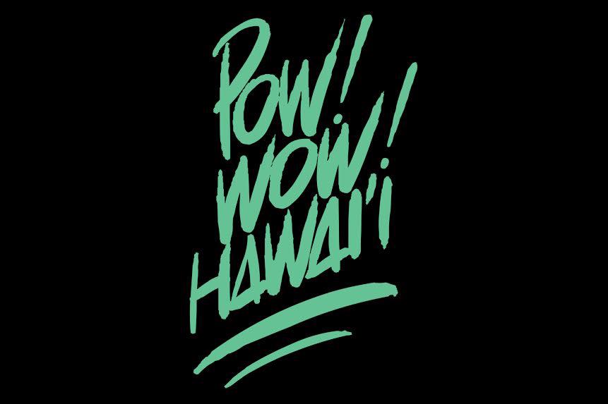 POW! WOW! Hawai'i 2014