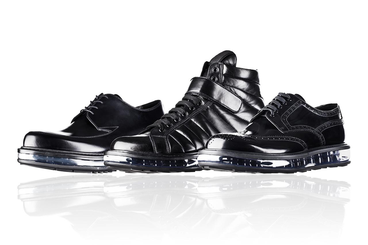 Prada 2013 Fall/Winter Levitate Footwear Collection