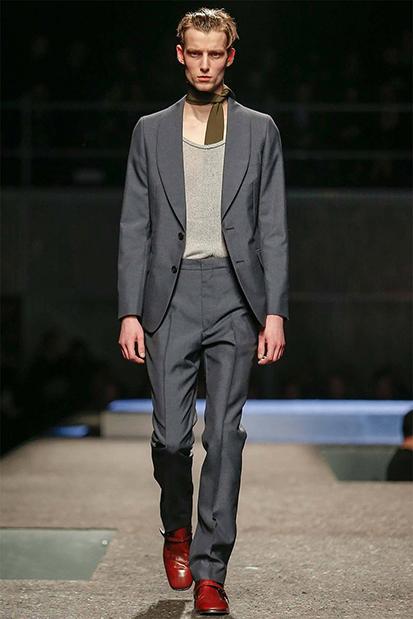 Prada Men 2014 Fall/Winter Collection