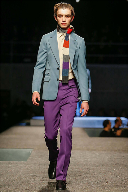 Prada Men 2014 Fall/Winter Collection