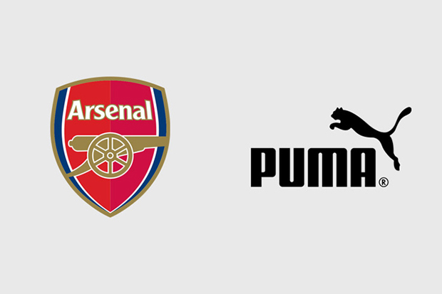PUMA and Arsenal Announce Long-Term Agreement