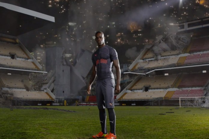 PUMA Bring in Thierry Henry, Marco Reus, Cesc Fabregas & Mario Balotelli to Launch the evoPOWER 1 FG