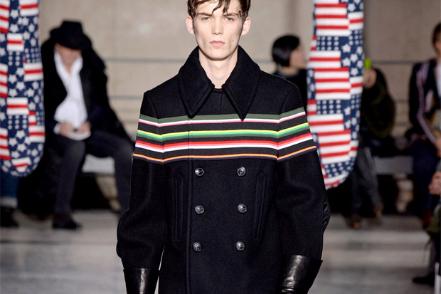 Raf Simons 2014 Fall/Winter Collection