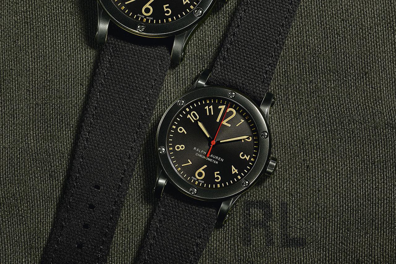 Ralph Lauren RL 67 Safari 39mm Chronometer