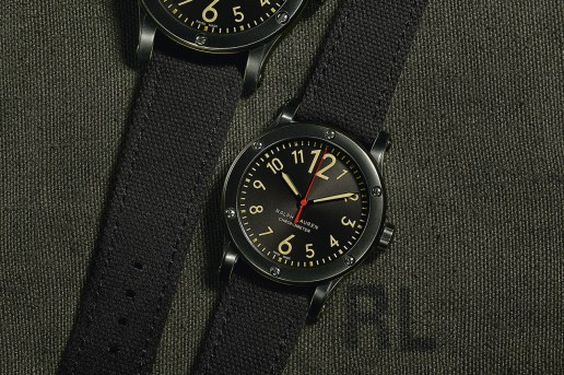 Ralph Lauren RL 67 Safari 39mm Chronometer