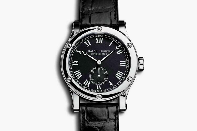 ralph lauren sporting classic chronometer